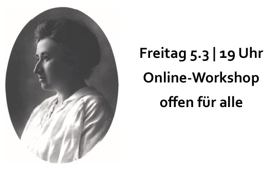 Rosa Luxemburg workshop